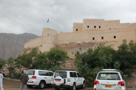 Fabulous Fort At Nakhel: A must-see just one hour out of Muscat.