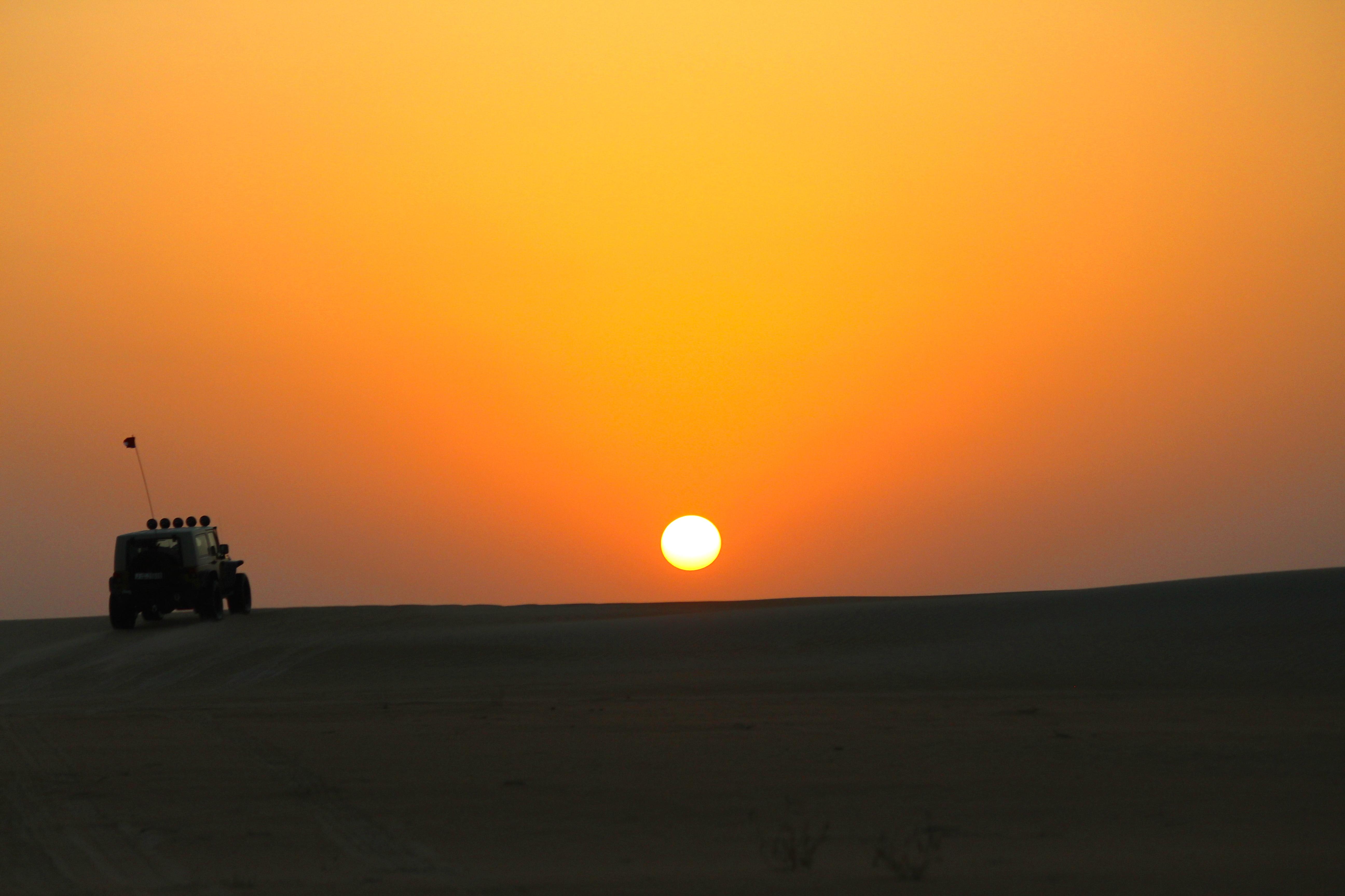 Winner Sunrise/Sunset category - Team Jolly Gazelle