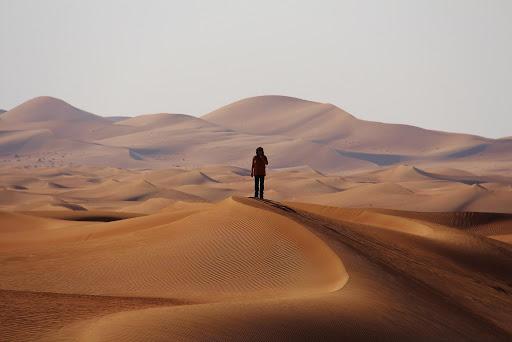 A new Offroading Club In Al Ain