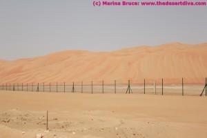 Incredible dunes UAZ to HM